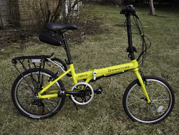 Considering Converting My Wife S Folding Bike Pedelecs